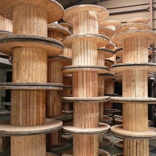 電線ドラム 木製ドラム