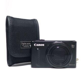 【ネット決済・配送可】D253 Canon キヤノン デジカメ ...