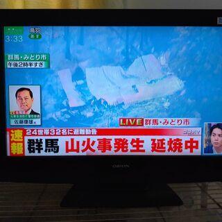 32型TV   Used