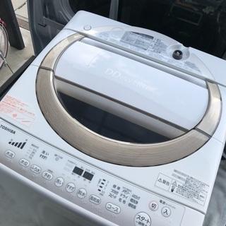 購入者決定2014年製東芝全自動洗濯機容量6キロ千葉県内配…