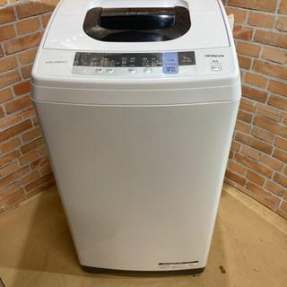 🌈日立全自動電気洗濯機5kg   NW−50C形 2019年製