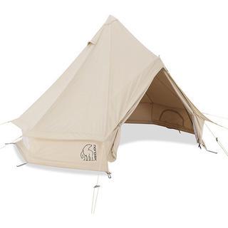 ベル型テント、グランピング