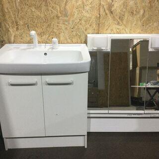 LIXIL製 洗面化粧台 シャンプードレッサー PTVN-…