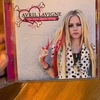 アヴリル・ラヴィーン CD the best damn thing