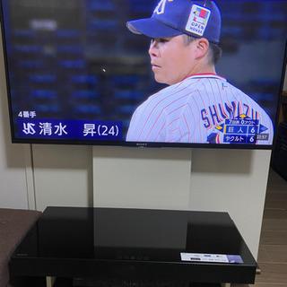 SONY4Kテレビ BRAVIA 43インチ 定価10万→…