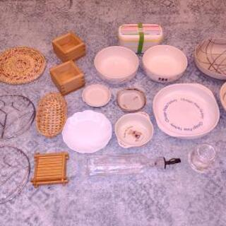 食器・鍋敷など