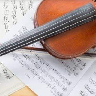 ヴァイオリンレッスン