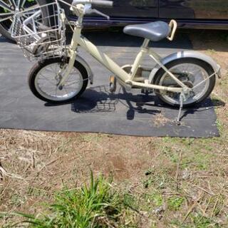 子供用自転車 14インチ 引き取り希望
