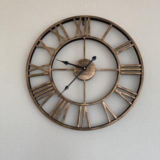 【ネット決済】アンティーク 壁掛け時計 時計