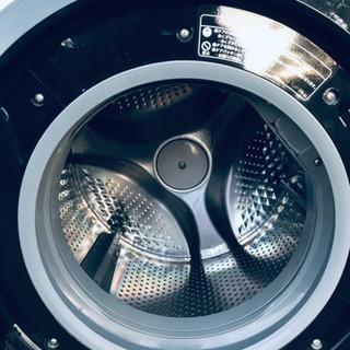 ①‼️ドラム式入荷‼️10.0kg‼️ ✨乾燥機能付き✨503番 HITACHI✨日立電気洗濯乾燥機✨BD-S8600L‼️ - 新宿区