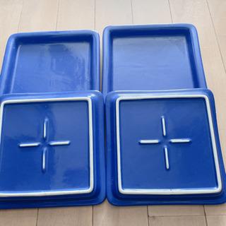 四角いお皿4枚セット