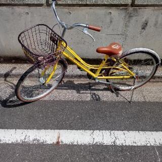 もらってください!子供自転車