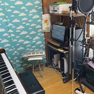 子どもDTM教室もスタート。幼時から大人まで、ボイトレ、ピアノが...