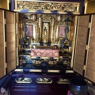 豪華 仏壇