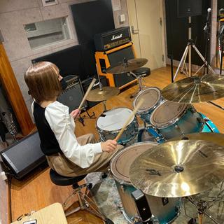 初めてのドラム教室 未経験または初心者限定!60分で叩けるように...
