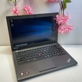 【ネット決済・配送可】【中古】Lenovo ThinkPad X...
