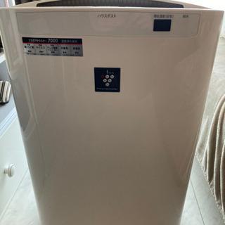【配送あり】SHARP プラズマクラスター7000 KC-Z40