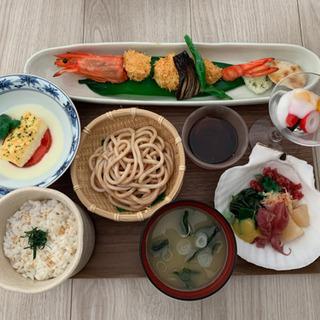 食品サンプル 和食セット 8点