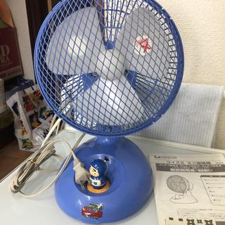 KOIZUMI 忍たま乱太郎ミニ扇風機