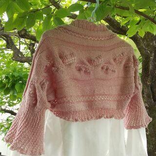 編み物で暮らしに彩りを🎶