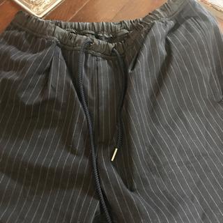 ユナイテッド アローズ ストライプパンツ - 服/ファッション