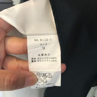 モノトーン 膝丈ワンピース - 服/ファッション