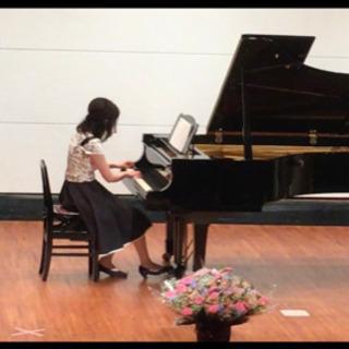 ピアノ出張レッスン 奈良市 大和郡山市