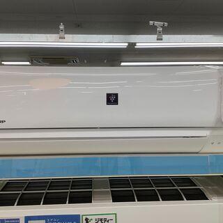 【トレファク東久留米店】SHARP製壁掛けエアコンございます!!