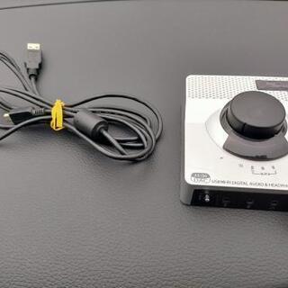 ハイレゾ USB-DAC ヘッドホンアンプ
