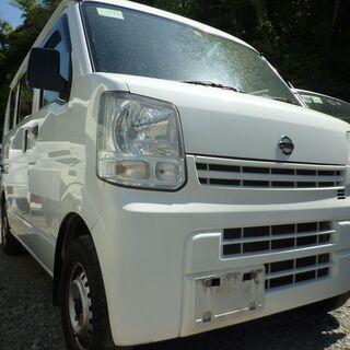 (ID3187)軽バン専門店在庫50台 38万円 日産 NV10...