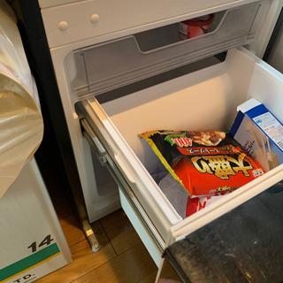 冷蔵庫あげます! - 家電