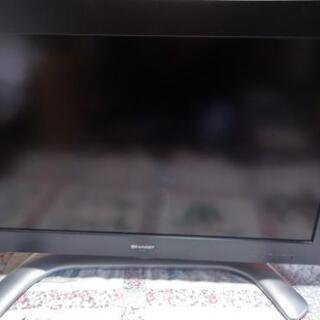 シャープ AQUOS  32型液晶テレビ