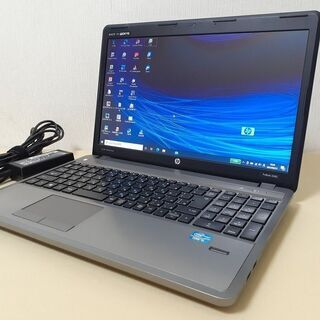 ☆SSD搭載で快適☆ HP Probook 新品バッテリー i5...