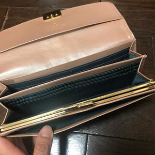 ランバン ピンクベージュ 長財布 − 東京都