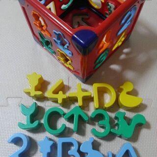 知育玩具 型はめパズル