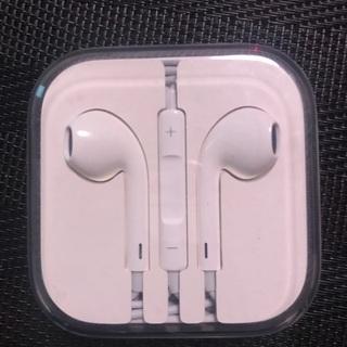 iPhone 純正品 イヤフォン 有線