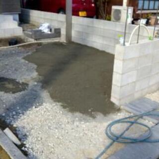 ブロック積み、ブロック塀の減築、撤去やります!タイル補修、工事、...