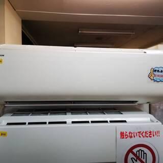 冷房、暖房エアコン 2,2k