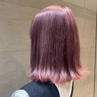 6月髪質改善カラーモデル募集中✨