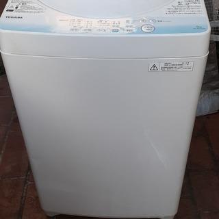洗濯機 toshiba 5k