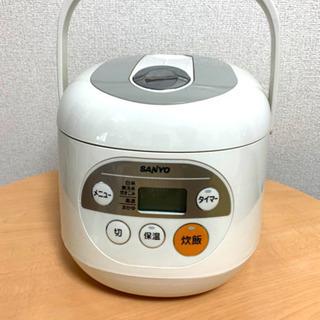 SANYO マイコンジャー 炊飯器
