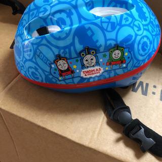 トーマス⭐︎美品 子供用ヘルメット 自転車