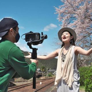 動画撮影、編集スキルをマンツーマンで教えます