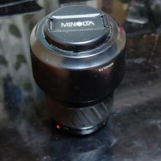 【ネット決済】MINOLTA 70-210 望遠レンズ