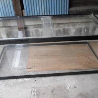 アクリル水槽 1200x600x450