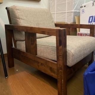 値下げ 1人掛け ソファー 椅子