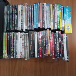 値下げ全て新品DVD55枚自粛の今に