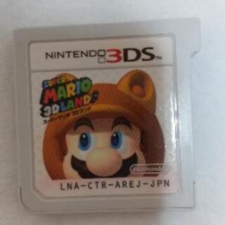 3DS.スーパーマリオ3Dランド