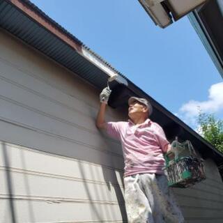 お家の塗り替えをお安く、納得の仕上がりで♪