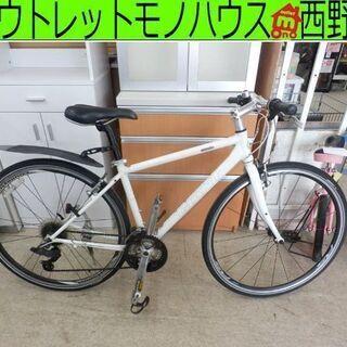 訳アリ格安! GIANT ESCAPE R3 クロスバイク XS...